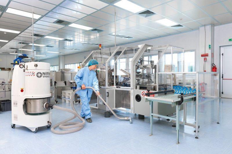 6005 aspirator industrial pentru industria alimentara si farmaceutica vhw420vhw421 nilfi nilfisk Aspirator industrial pentru industria alimentara si farmaceutica VHW420/VHW421   Nilfisk - Unilift