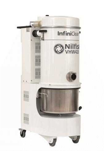 6007 aspirator industrial pentru industria alimentara si farmaceutica vhw420vhw421 nilfi nilfisk Aspirator industrial pentru industria alimentara si farmaceutica VHW420/VHW421   Nilfisk - Unilift