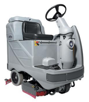 Masina de spalat-aspirat BR850 S Ecoflex | Nilfisk