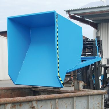 Container basculant TYPE BKM 0.3 m3 – 2 m3 | Bauer