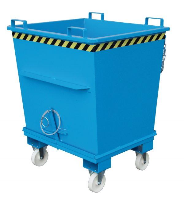 6414 container cu trapa inferioara type bkb 0 5 m3 1 m3 bauer bauer sudlohn Container stivuitor/macara cu trapa inferioara TYPE BKB 0.5 m3 - 1 m3 | Bauer - Unilift