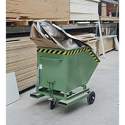 6433 container basculant pentru materiale vrac type kw 250 l 1000 l bauer bauer sudlohn Container basculant pentru materiale vrac | TYPE KW 250 l - 1000 l | Bauer - Unilift
