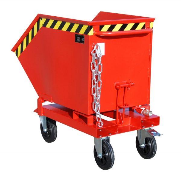 6447 container basculant pentru materiale din metal type skk 250 l 1000 l bauer bauer sudlohn Container basculant pentru materiale din metal TYPE SKK 250 l - 1000 l | Bauer - Unilift