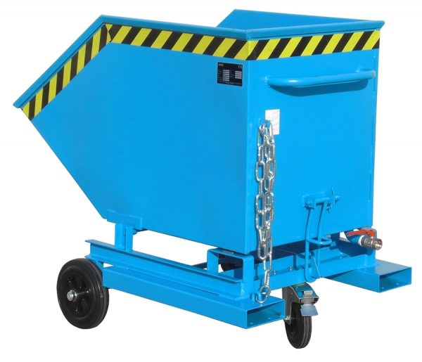 6450 container basculant pentru materiale din metal type skw 250 l 1000 l bauer bauer sudlohn Container basculant pentru materiale din metal TYPE SKW 250 l - 1000 l | Bauer - Unilift