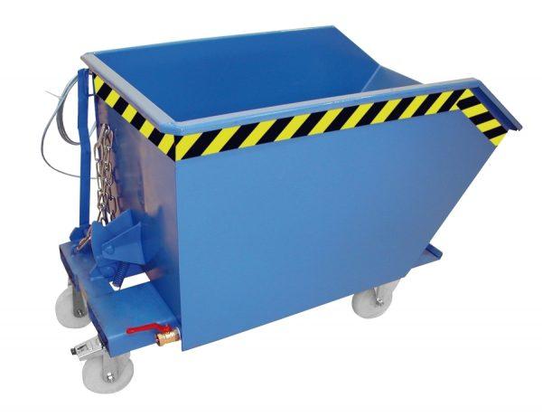 6452 container basculant cu sistem special de drenaj type skm bauer bauer sudlohn Container basculant cu sistem special de drenaj TYPE SKM | Bauer - Unilift