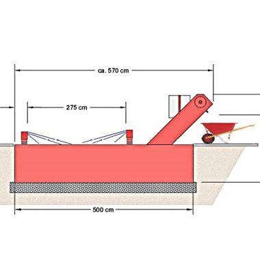 Instalatie de spalat roti utilaje Dragon | MobyDick