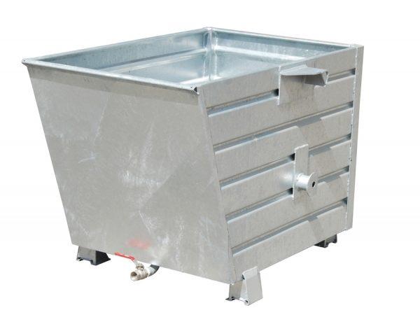6478 container basculant constructie anti deformare type bsl bss 0 3 m3 2 m3 bauer bauer sudlohn Container basculant constructie anti-deformare TYPE BSL / BSS 0.3 m3 - 2 m3 | Bauer - Unilift