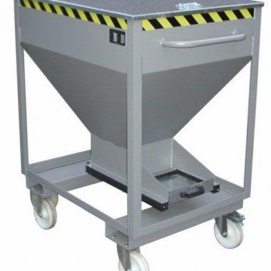 Container siloz TYPE SR / SG / SRE 600 | Bauer