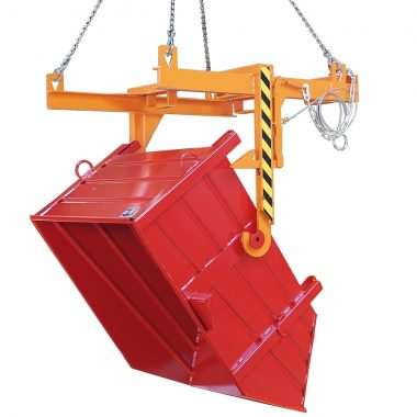Traversa manevrare containere pentru constructii TYPE BBT | Bauer