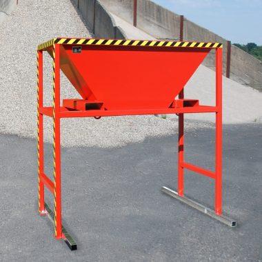 Dispozitiv de umplere pentru saci si containere TYPE SBT / BTS / BTM | Bauer