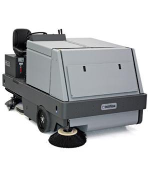 Masina de spalat-aspirat CR1500   Nilfisk