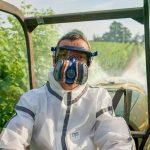 Masca protectie impotriva gazelor, vaporilor si prafului   Elipse Integra A1P3-RD   GVS