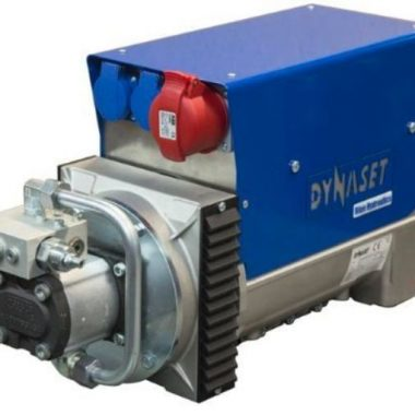 Generator electric actionat hidraulic HG | Dynaset