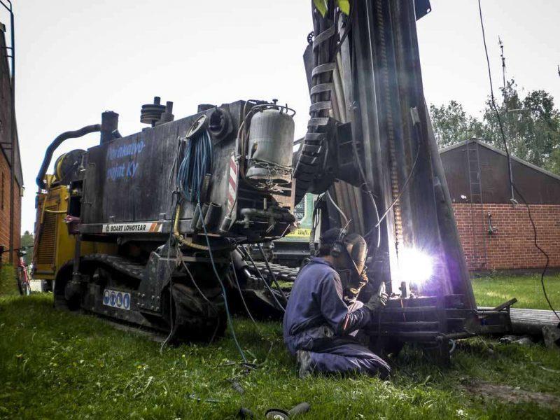 8269 generator actionat hidraulic pentru aparate de sudura hwg dynaset Aparat de sudura actionat hidraulic | HWG 180 | Dynaset - Unilift Aparat de sudura