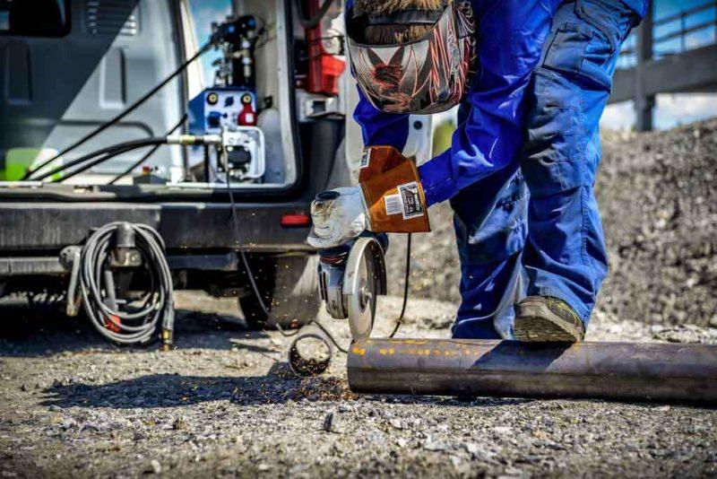 8271 generator actionat hidraulic pentru aparate de sudura hwg dynaset Aparat de sudura actionat hidraulic | HWG 180 | Dynaset - Unilift Aparat de sudura