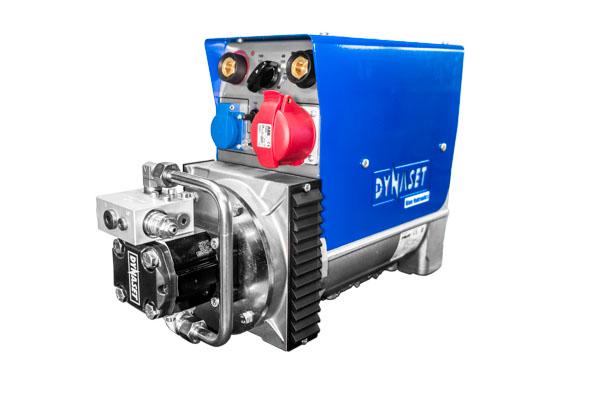 8272 generator actionat hidraulic pentru aparate de sudura hwg dynaset Aparat de sudura actionat hidraulic | HWG 180 | Dynaset - Unilift Aparat de sudura