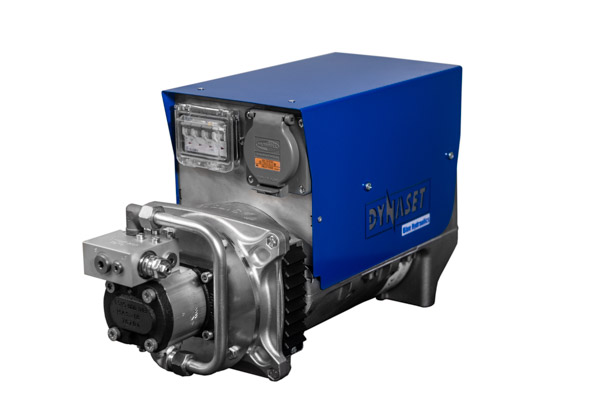 8273 generator actionat hidraulic pentru aparate de sudura hwg dynaset Aparat de sudura actionat hidraulic | HWG 180 | Dynaset - Unilift Aparat de sudura