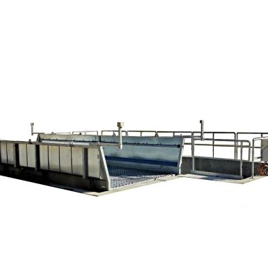 Instalatie JW Express 602 CS – Albatros