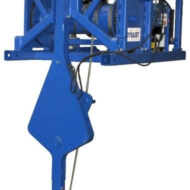Troliu hidraulic HVY / HV | Dynaset
