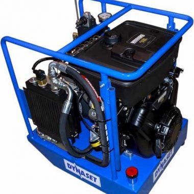 Unitatate de producere putere hidraulica HPU | Dynaset