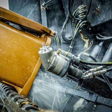 Kit de spalare pentru pubele si containere de gunoi JPL | Dynaset