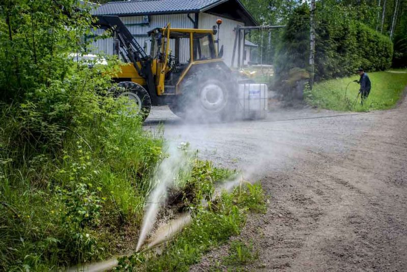 8314 kit de spalare pentru pubele si containere de gunoi jpl dynaset Echipament de curatat /desfundat conducte si canalizari   PPL 200   Dynaset - Unilift