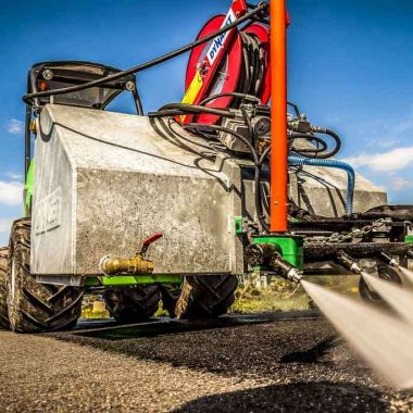 Unitate de spalare stradala cu rezervor de apa KPL | Dynaset