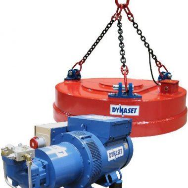 Generator electric actionat hidraulic pentru magnet HMG PRO | Dynaset