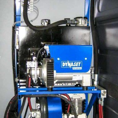 Compresor de aer actionat hidraulic HK | Dynaset