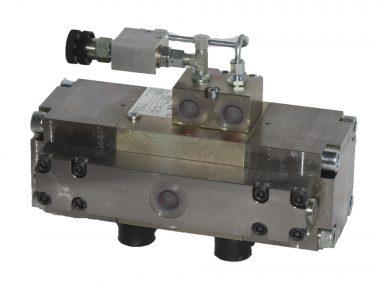 Accesorii pentru pompa actionata hidraulic