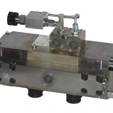 Accesorii pentru pompa actionata hidraulic HPW | Dynaset