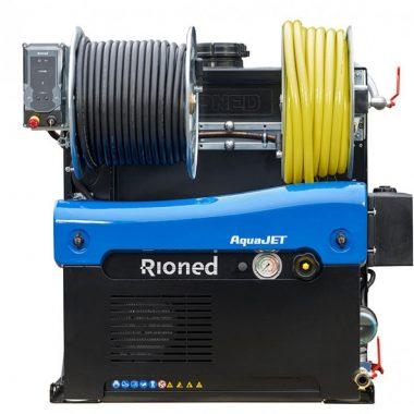 8552 echipament portabil desfundare curatare canalizari rioned aquajet Unilift.ro - Acasa - Unilift Unilift