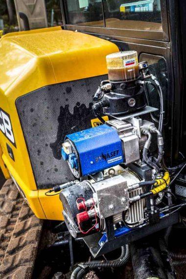 8561 compresor de aer cu sistem de rotatie actionat hidraulic hkl dynaset Unilift.ro - Acasa - Unilift Unilift
