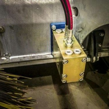 Dispozitiv hidraulic de vibrare directionala HVD | Dynaset