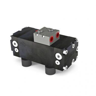 Dispozitv actionat hidraulic pentru aplificarea presiunii HPI | Dynaset