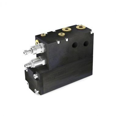 Dispozitv actionat hidraulic pentru aplificarea presiunii pentru cilindri HPIC | Dynaset