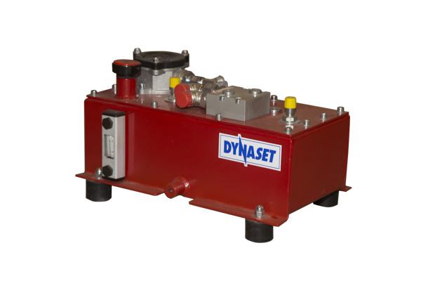 8631 unitate de amplificare putere hidraulica pentru unelte hru dynaset Unitate de amplificare putere hidraulica pentru mecanisme de stingere a incendiilor HRU   Dynaset - Unilift Unitate de amplificare putere hidraulica