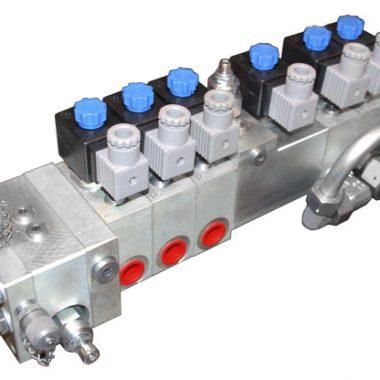 Valva modulara de blocare pentru sistemele hidraulice HMV | Dynaset