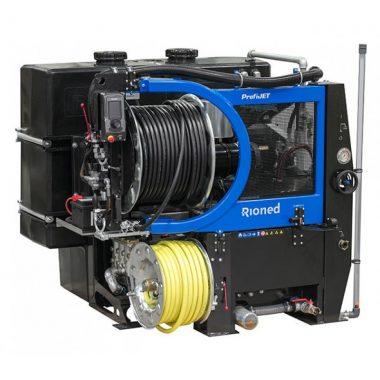 Echipament portabil desfundat canalizari/scurgeri (max. 600mm)   Rioned ProfiJet