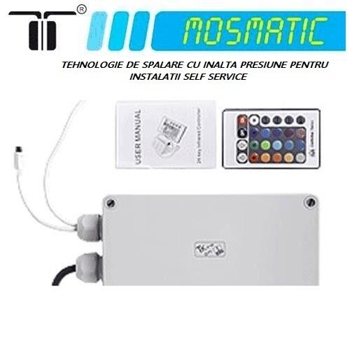 8703 sistem de control pentru led uri led control box mosmatic Telecomanda de control led-uri LED Control BOX | Mosmatic - Unilift Telecomanda de control led-uri