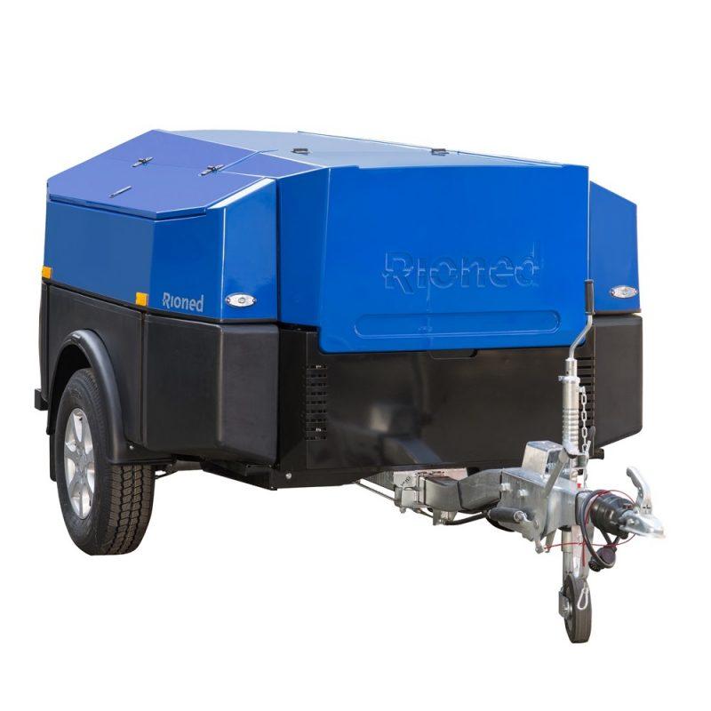 8781 echipament tractabil desfundare canalizaritevi max 600mm rioned multijet Echipament tractabil desfundare canalizari/tevi MultiJet   Rioned - Unilift