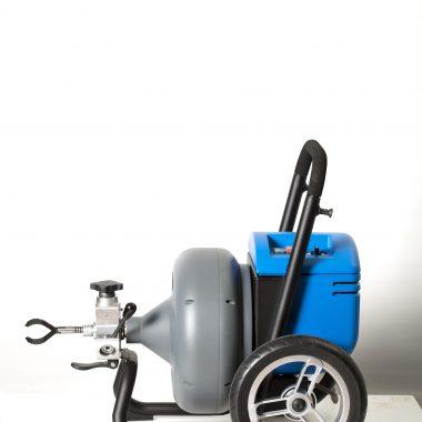 Sarpe desfundat tevi/canalizari cu tambur (motor electric, max. 125mm)   Allround Rioned