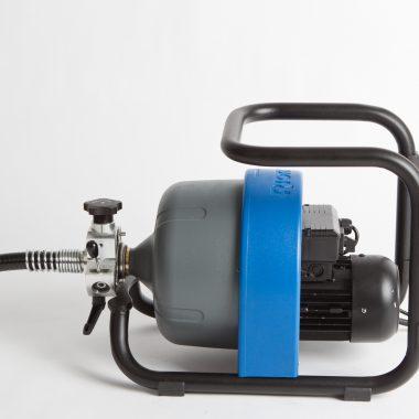 Sarpe desfundat tevi/canalizari cu tambur electric (max. 75mm)   Rioned FlexMatic