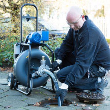 Sarpe profesional pentru desfundat canalizari/scurgeri (250 mm)   Master   Rioned