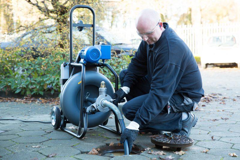 8910 echipament profesional pentru desfundat canalizari master rioned Sarpe profesional pentru desfundat canalizari/scurgeri (250 mm)   Master   Rioned - Unilift Sarpe profesional pentru desfundat canalizari