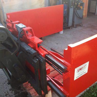 Clamp pentru baloti rectangulari(max 1250 kg)-reconditionat(Meyer)