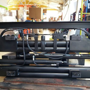 Clamp baloti cu furci rotative(max 1500 kg)-reconditionat(Seith)