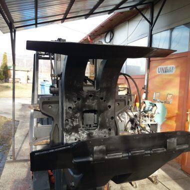 Clamp pentru cauciucuri(max 2500 kg)-reconditionat(Meyer)