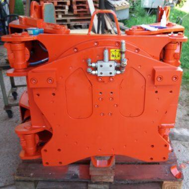 Clamp pentru role hartie(max 3000 kg)-reconditionat(Bolzoni)