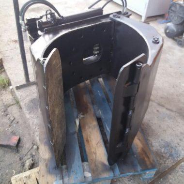 Clamp pentru cauciucuri(max 2000 kg)-reconditionat(Meyer)